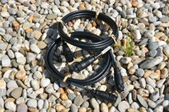 10-FT 12 PIN XDCR Extension CBL